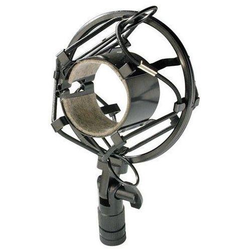 shomo uniwersalny uchwyt mikrofonowy antywibracyjny typu ″koszyk″ marki Stagg