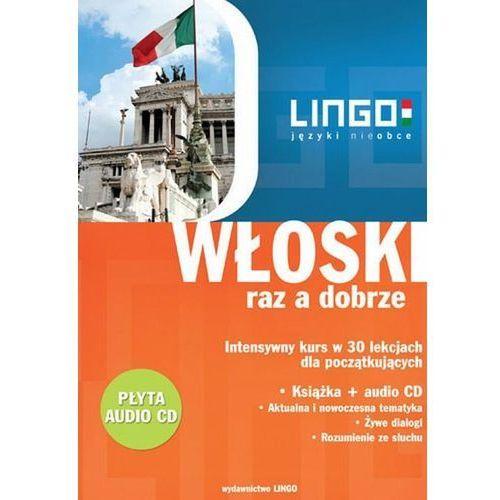 Włoski raz a dobrze z płytą CD, Lingo