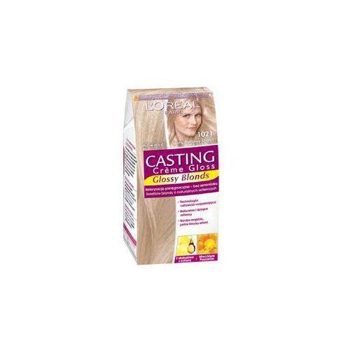 L'OREAL Casting Creme Gloss - farba do wlosow 1021 Jasny Perłowy Blond, L'Oreal Paris