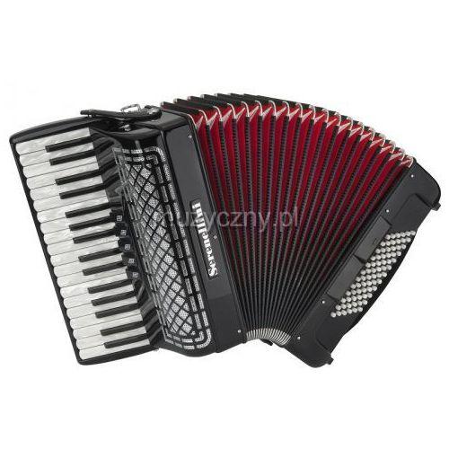 Serenellini 343 34/3/5 72/4/2 akordeon (czarny)