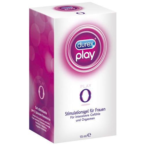 Durex Play O żel stymulujący dla kobiet 15 ml (żel erotyczny) od Apo-Discounter.pl