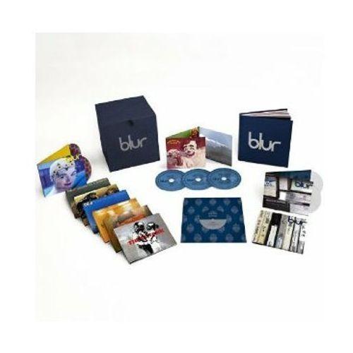 BLUR (18CD+3DVD+LP) - LIMITED BOXSET - Blur (Płyta CD) (5099962491129)