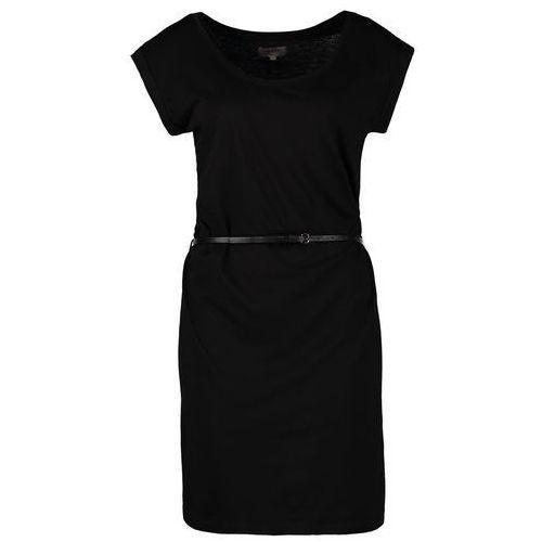 Zalando Essentials Sukienka z d�erseju black