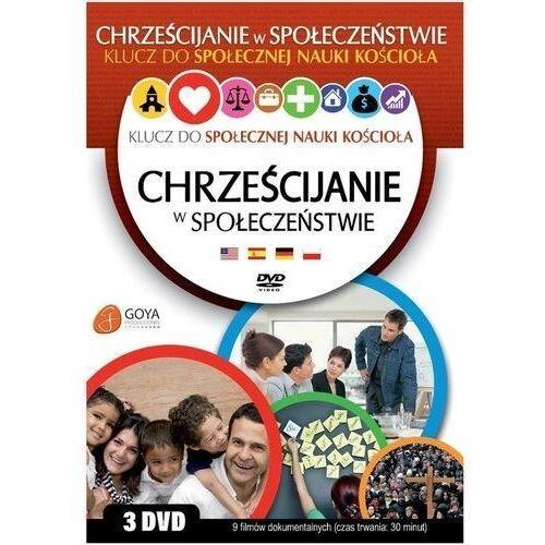 Telewizja polska s.a. Chrześcijanie w społeczeństwie - praca zbiorowa - książka (9788395206290)