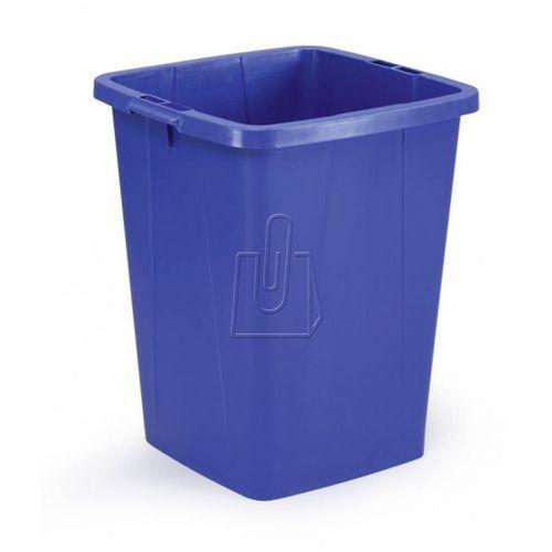 Durable Pojemnik na śmieci durabin 90l niebieski 1800474040