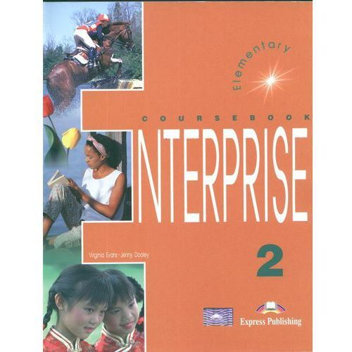 Enterprise 2. Elementary Coursebook (9781842161050)