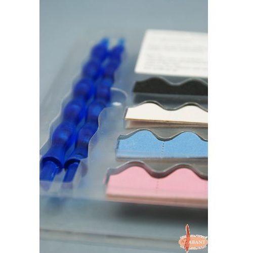 Komplet pilników cylindrycznych - produkt z kategorii- pilniki i polerki do paznokci