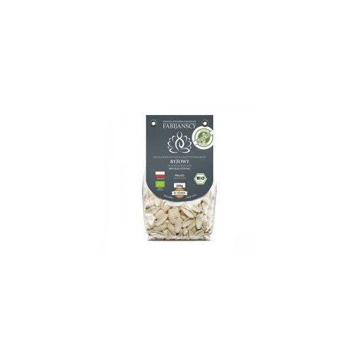 Makaron (z ryżu białego) muszla gnocchi sardi bezglutenowy BIO 225g