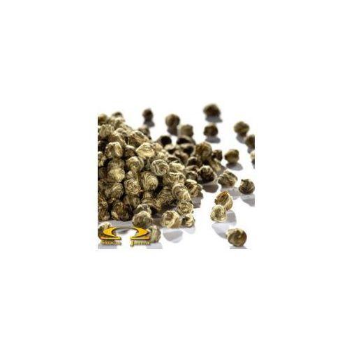 Herbata biała `china long zhu` cesarska perła 50g marki Na wagę