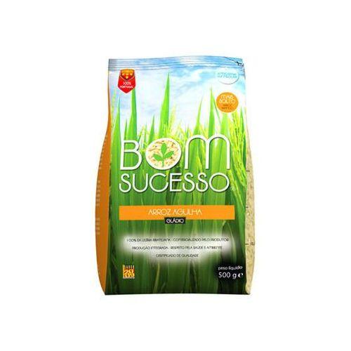 """Portugalski ryż, odmiana AGULHA (""""IGŁA"""") 0,5 kg (5601692071443)"""