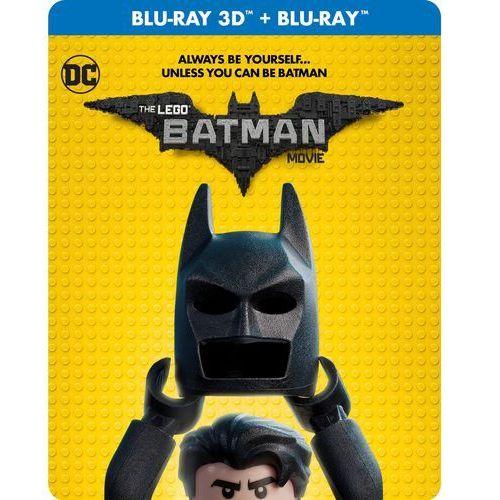 Lego Batman: Film (Steelbook) (Blu-ray) - McKay Chris DARMOWA DOSTAWA KIOSK RUCHU