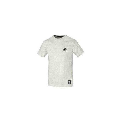 2e24761e8e520 Koszulka Pit Bull Small Logo 17 - Szara (217044.1500) 59,00 zł Wysokiej  jakości, bawełniany T-shirt uznanej marki Pit Bull West Coast.