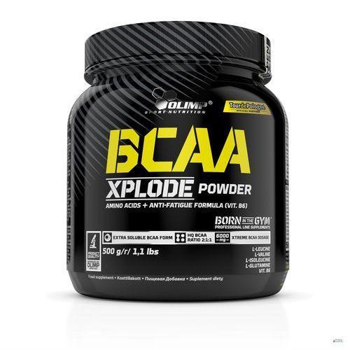 OLIMP BCAA XPLODE POWDER ORANGE 500G (5901330022739)