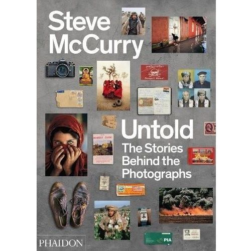 Steve McCurry Untold: The Stories Behind the Photographs (264 str.)