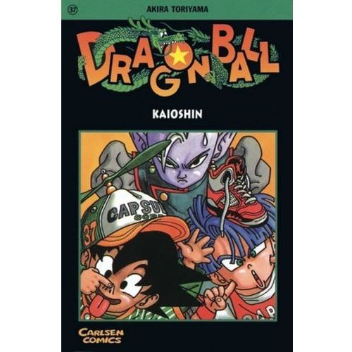 Dragon Ball - Kaioshin (9783551736277)