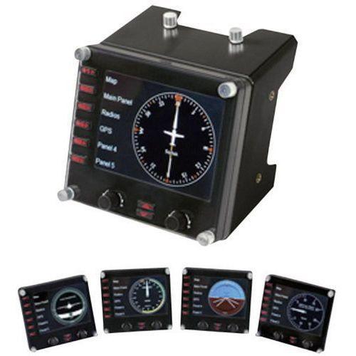 Logitech G Saitek Pro Flight Instrument Panel USB (945-000008) Darmowy odbiór w 20 miastach!, 945-000008