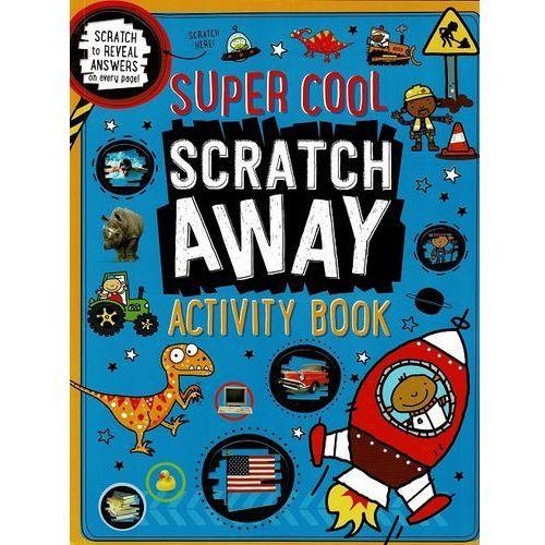 Scratch Away Activity Book Super Cool ćwiczenia do nauki angielskiego (9781785989155)