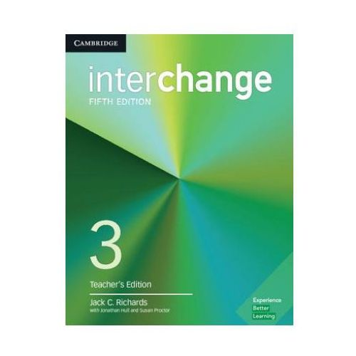 Interchange Level 3 Teacher's Edition with Complete Assessment Program (9781316622803)