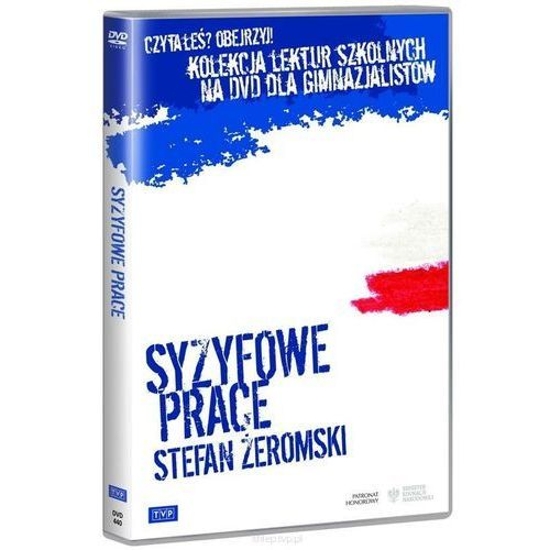 Telewizja polska Syzyfowe prace - od 24,99zł darmowa dostawa kiosk ruchu