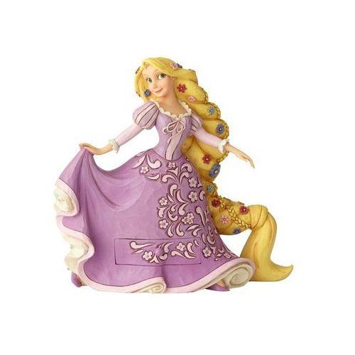 Jim shore Roszpunka rapunzel treasure keeper figurine a29504 figurka dekoracja pokój dziecięcy