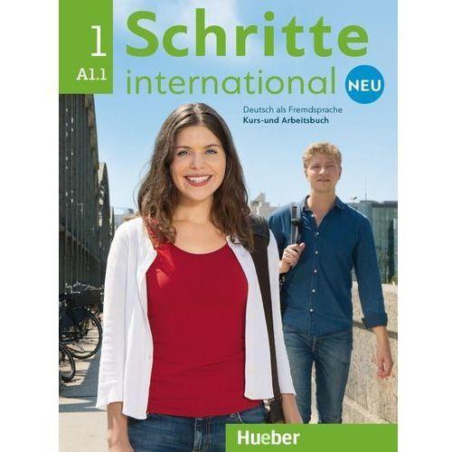 Schritte International Neu 1 (A1.1). Podręcznik + Ćwiczenia + CD (2015)