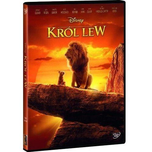 KRÓL LEW (DVD) (Płyta DVD) (7321940507163)