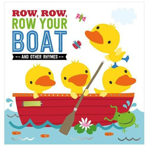 Row, Row, Row Your Boat Storybook (9781785981739)