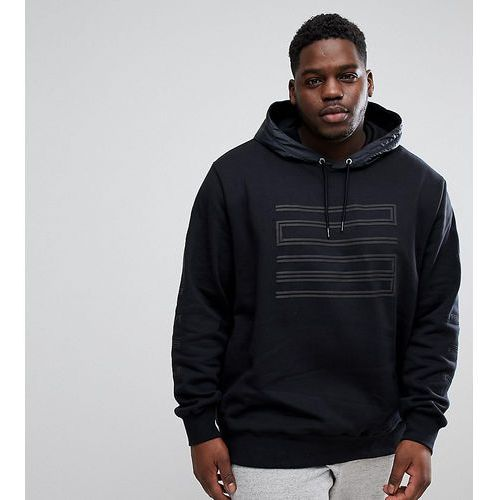 Nike Jordan PLUS 23 Logo Hoodie In Black 908354-010 - Black