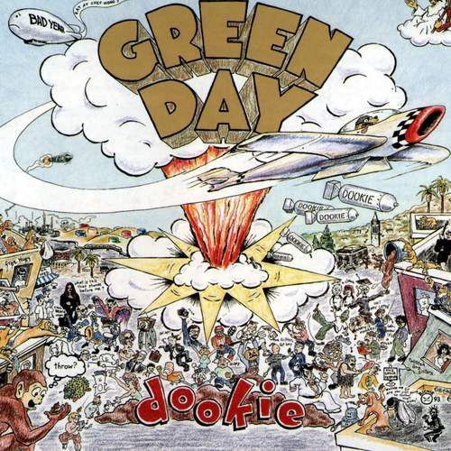 Warner music / warner bros. records Green day - dookie