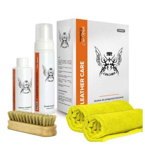 RRC Zestaw Leather Cleaner STRONG BOX do czyszczenia skór (5903228992599)