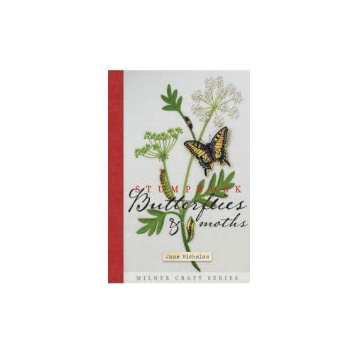 Stumpwork Butterflies and Moths (9781863514521)