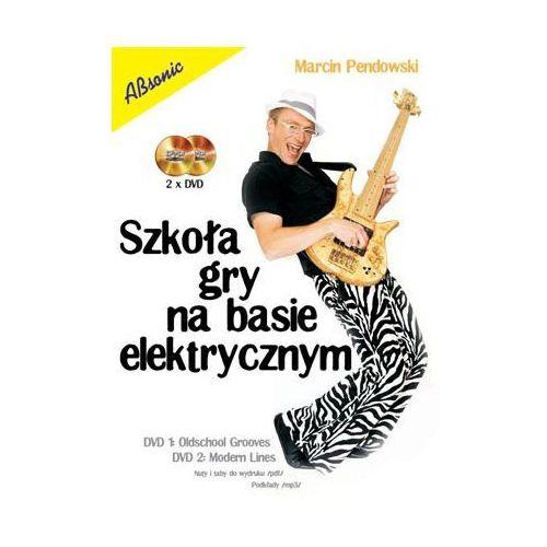 AN Penderewski Marcin ″Szkoła gry na basie elektrycznym″ 2 xDVD