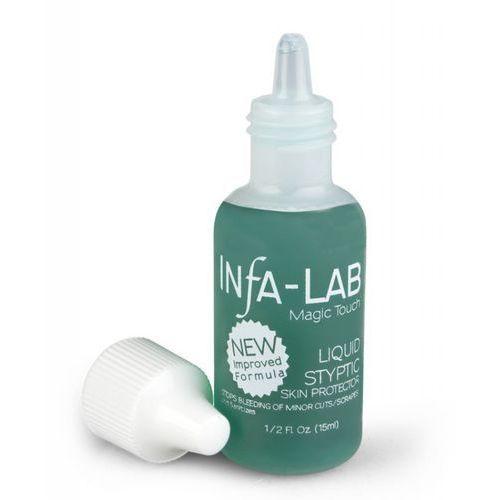 Gelish płyn hamujący krwawienie infa-lab 15ml marki Vanity