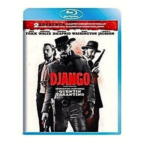 Django (Blu-ray) - Quentin Tarantino DARMOWA DOSTAWA KIOSK RUCHU (5903570069703)