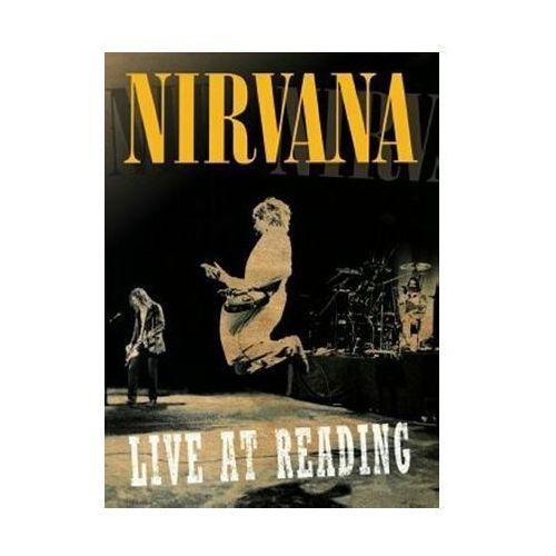 Dvd video Koncert nirvana - live at reading (dvd) + darmowa dostawa na wszystko do 10.09.2013!