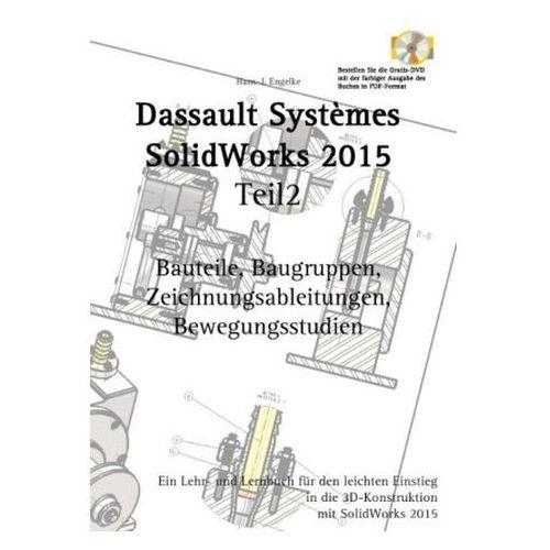 SolidWorks 2015 Teil 2 (9783734791291)