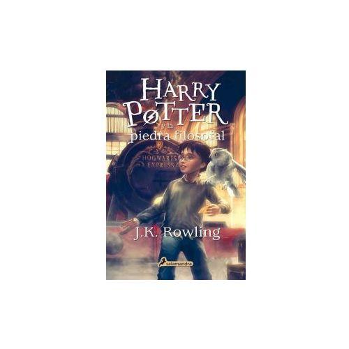 Harry Potter y La Piedra Filosofal Rowlingová Joanne Kathleen