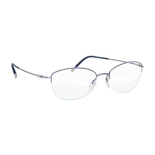 Okulary korekcyjne dynamics colorwave nylor 4552 4040 marki Silhouette