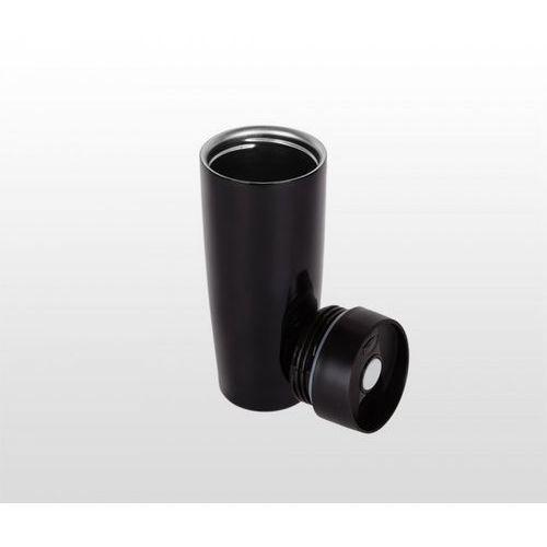 Kubek termiczny TRAVEL CUP 350 ml (czarny), kolor czarny