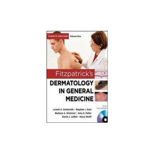 Fitzpatrick's Dermatology in General Medicine, Eighth Edition, 2 Volume set (9780071669047)