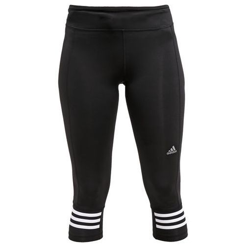 adidas Performance RESPONSE Legginsy black/white, KAV69
