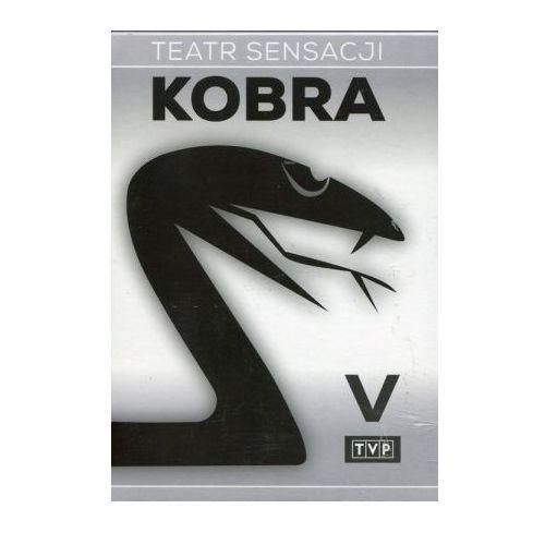 Teatr sensacji kobra v kolekcja marki Telewizja polska