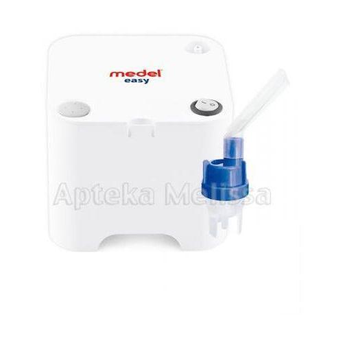 MEDEL EASY Inhalator pneumatyczno-tłokowy - 1 szt. (inhalator)