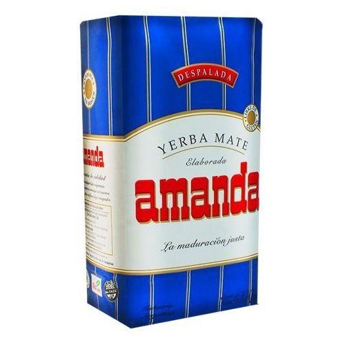 Yerba mate amanda despalada 1000g marki Yerba mate amanda, argentyna