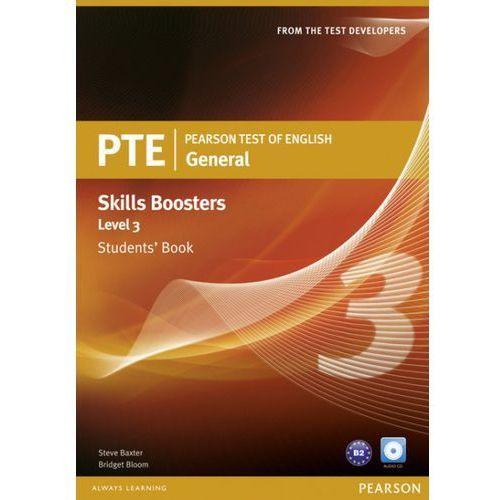PTE General Skills Booster 3. Podręcznik, oprawa miękka