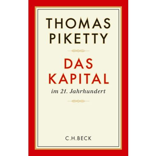 Das Kapital im 21. Jahrhundert (9783406671319)
