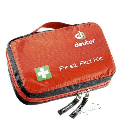 Apteczka first aid kit marki Deuter