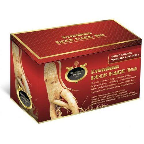 Promedica Premium rock hard tea - szybkie działanie na libido