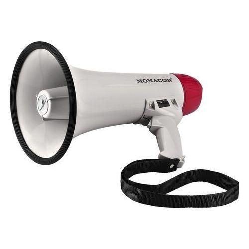 MONACOR TM-11 - megafon, 15W mocy max, TM-11