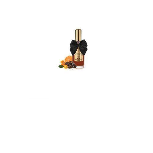 Bijoux cosmetiques Olejk do masażu rozgrzewający jadalny - dark chocolate warming oil ciemna czekolada (8436562010447)